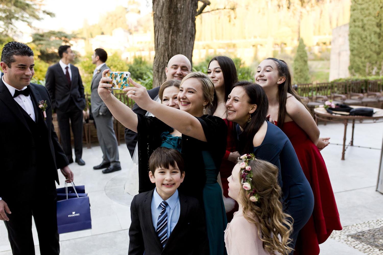 AWOL Granada, Wedding Planners, Spain, Parador de Granada, Wedding Reception