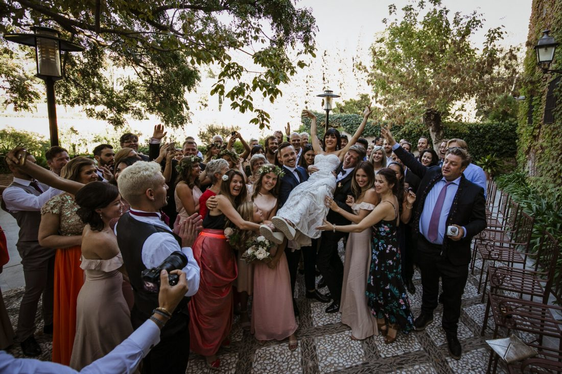 The bride - AWOL Granada Wedding Planner Spain