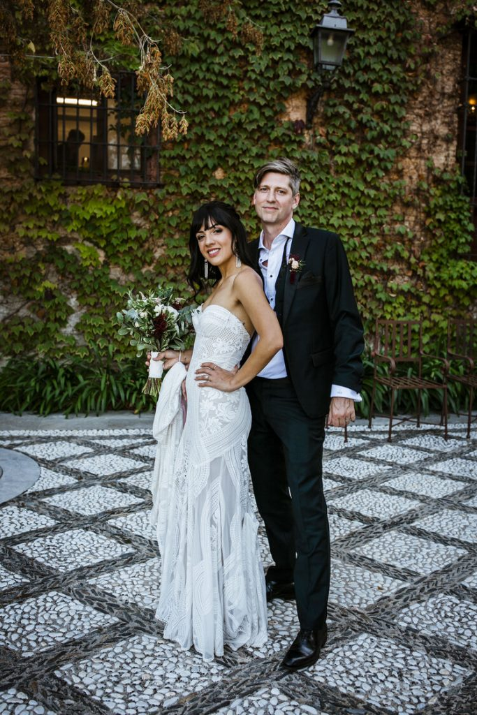 The happy couple - AWOL Granada Wedding Planner Spain