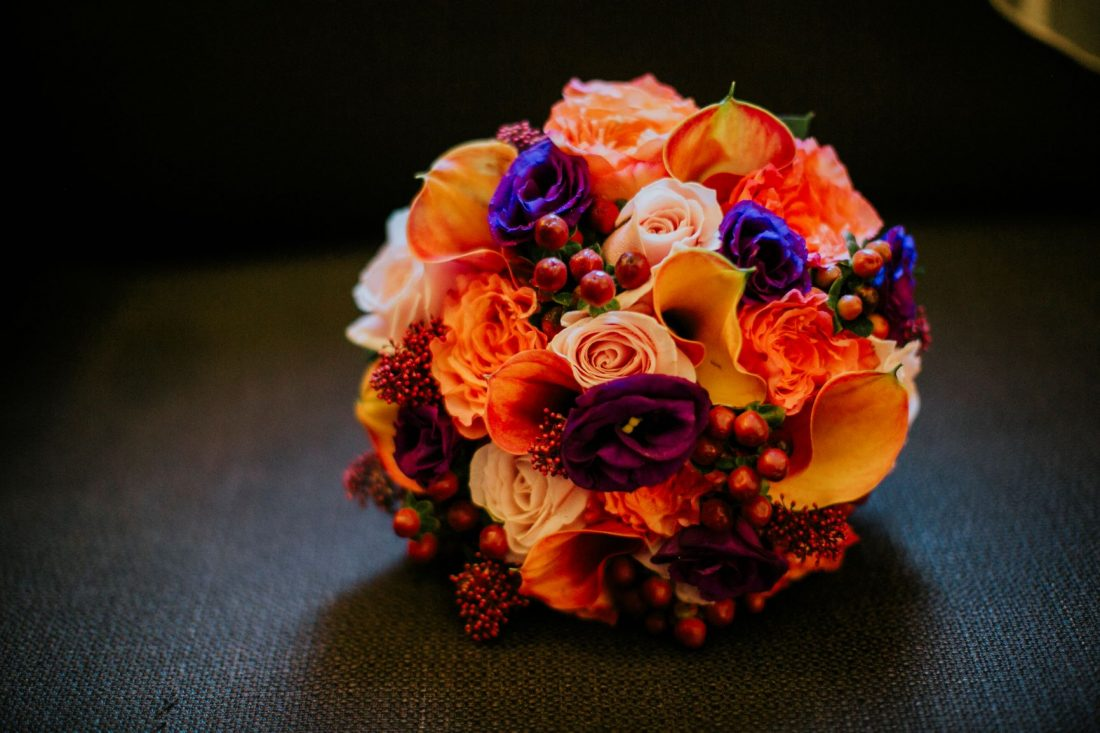 The Flower Bouquet.