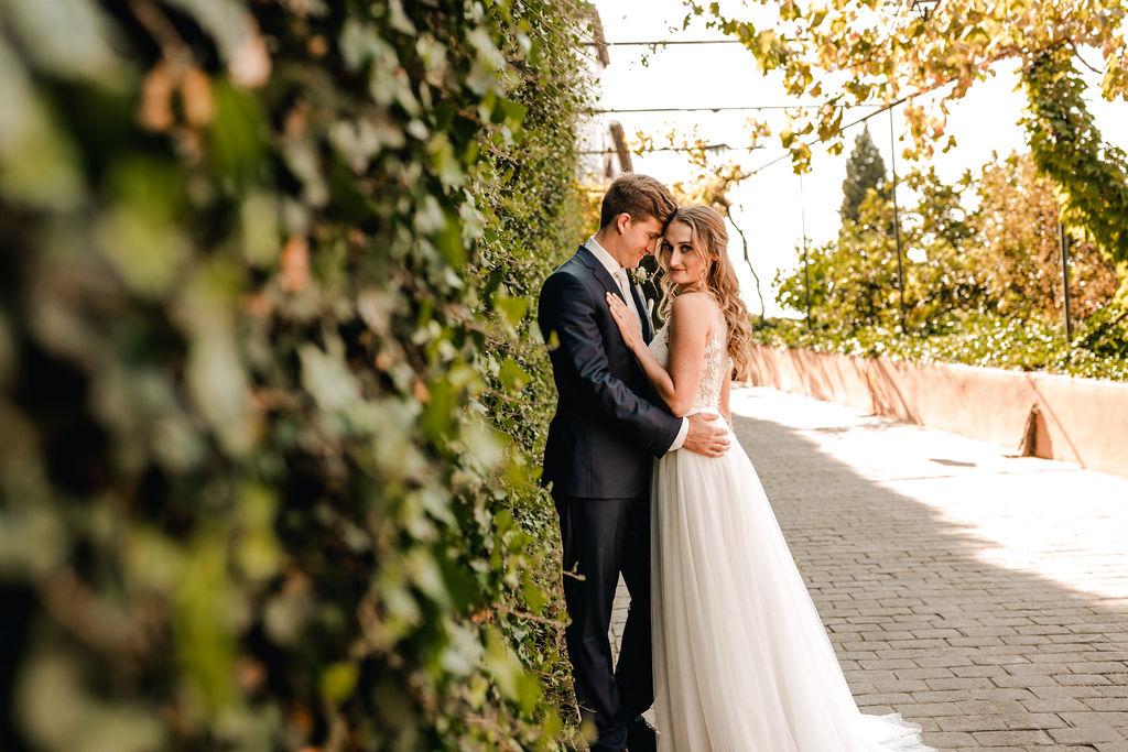Beautiful Bride and Groom - AWOL Granada Wedding Planner Spain