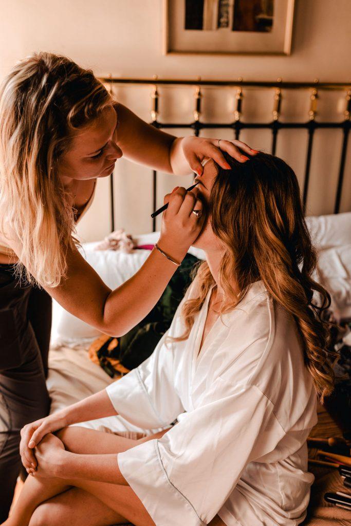 Bridal Make-up - AWOL Granada Wedding Planner Spain
