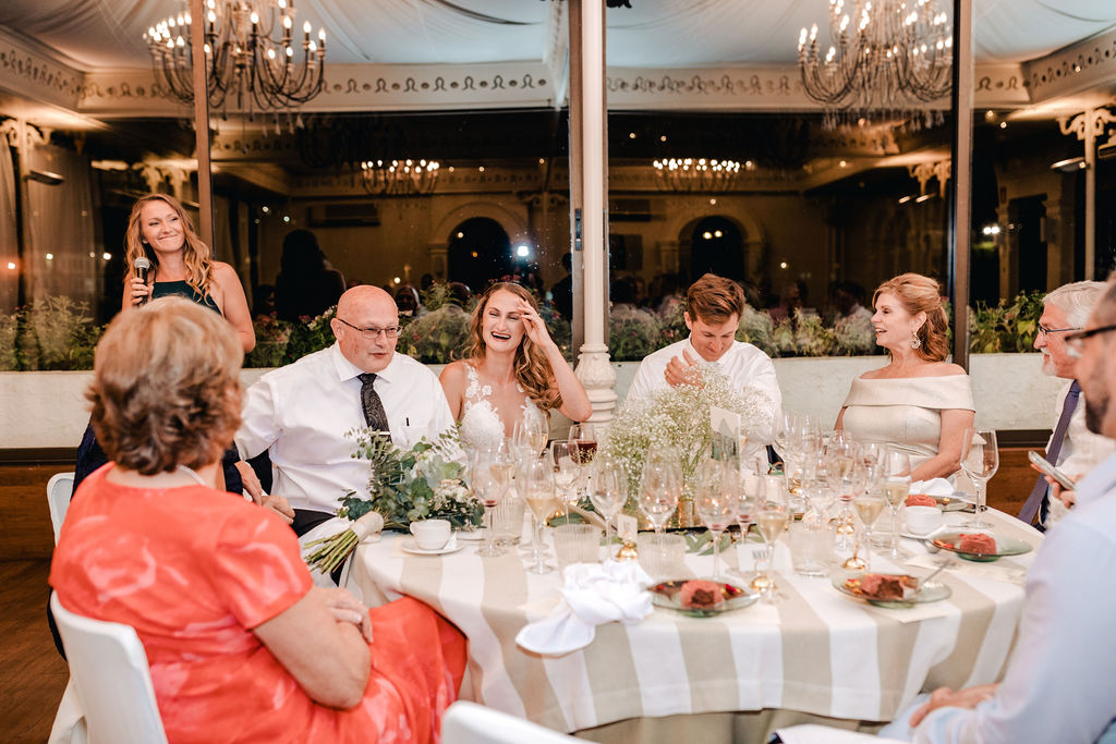 Funny Speeches - AWOL Granada Wedding Planner Spain