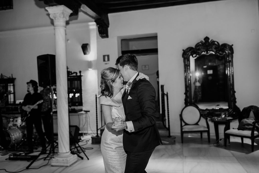 Mother and Son Dance - AWOL Granada Wedding Planner Spain