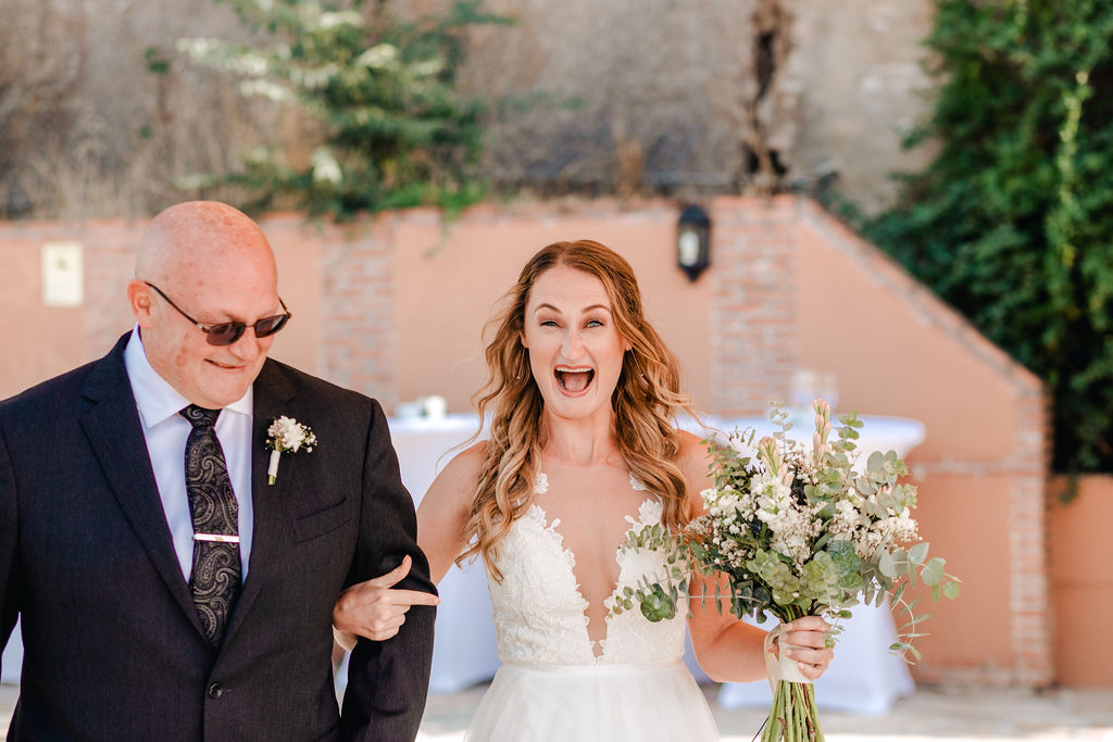 Still can't stop smiling - AWOL Granada Wedding Planner Spain