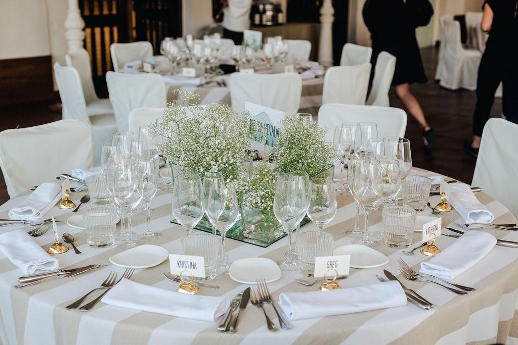 Table Decoration - AWOL Granada Wedding Planner Spain