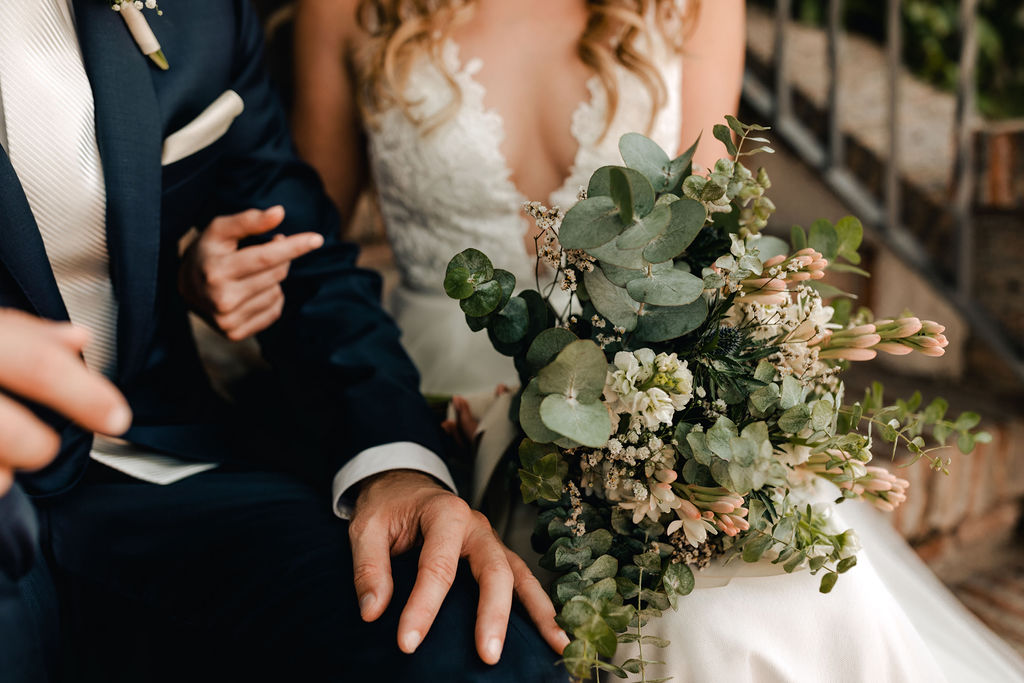 The bridal bouquet - AWOL Granada Wedding Planner Spain
