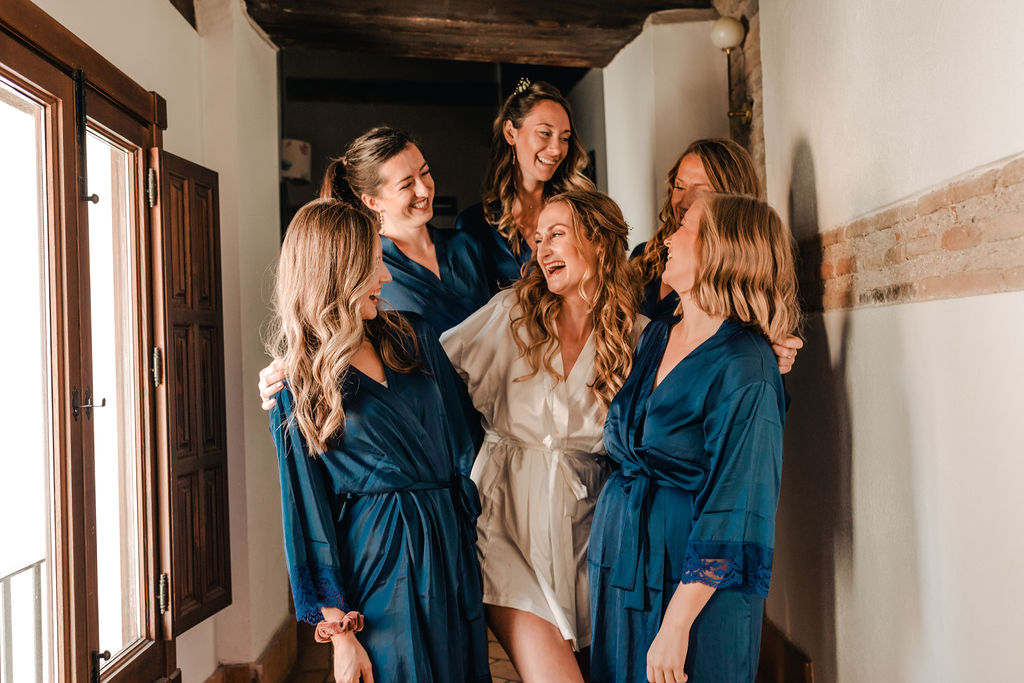 The girls - AWOL Granada Wedding Planner Spain