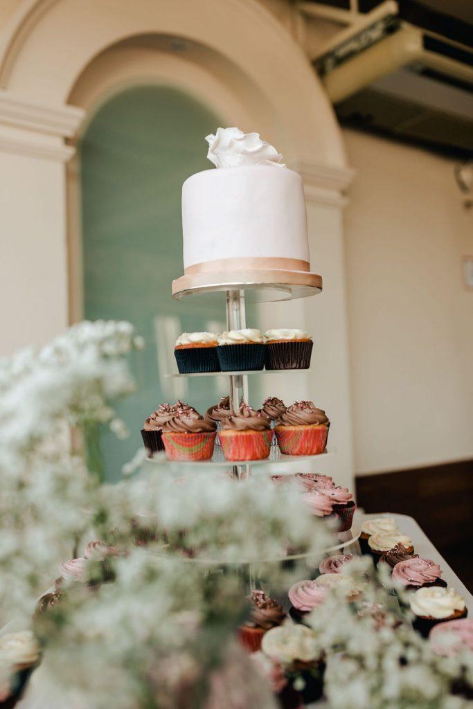 The wedding cake - AWOL Granada Wedding Planner Spain