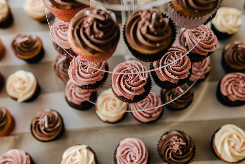 Wedding Cake Cup cakes - AWOL Granada Wedding Planner Spain