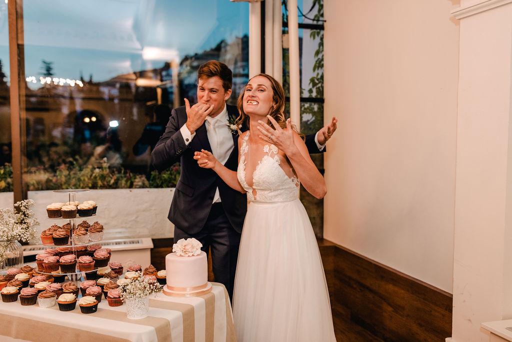Yummy wedding cake - AWOL Granada Wedding Planner Spain