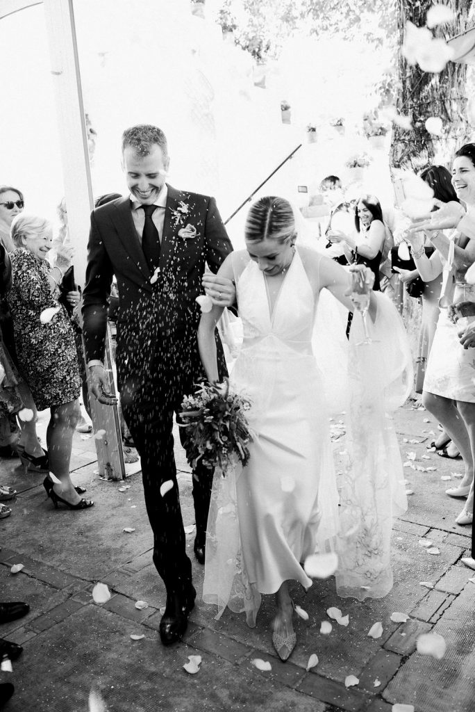 Confetti Moment - AWOL Granada, Wedding Planner, Spain