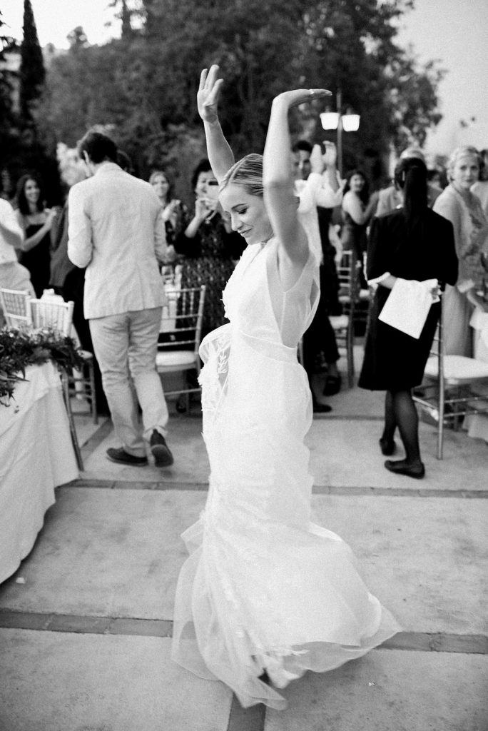 Dancing Bride - Wedding Planner, AWOL Granada, Spain