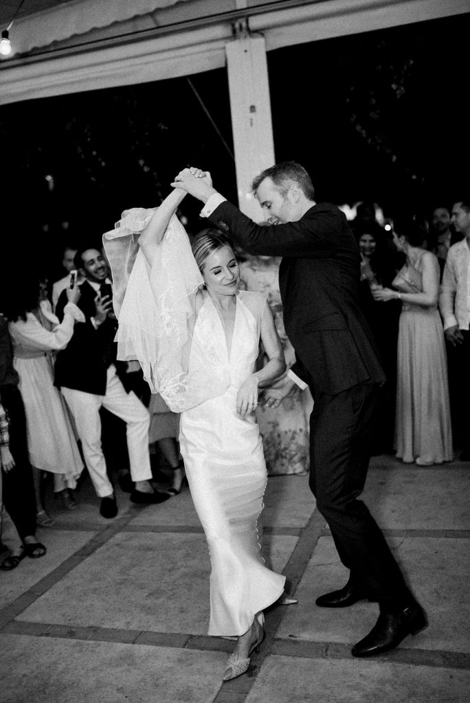 First Dance - Wedding Planner, AWOL Granada, Spain