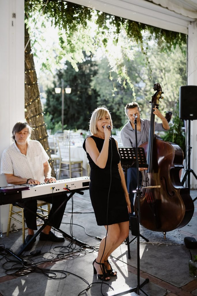 Rosa Lazar trio - AWOL Granada, Wedding Planner, Spain