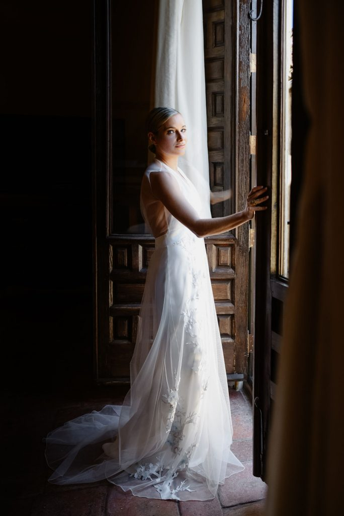 The beautiful bride - Wedding Planner, Granada, Spain